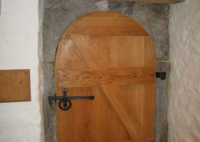 arched-gate-door