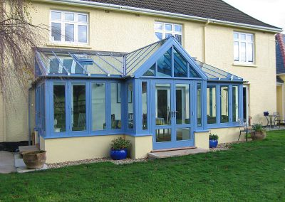 Conservatory – Redaford Thatch, Teignbridge, Devon