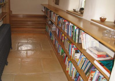 hallway-bookshelf