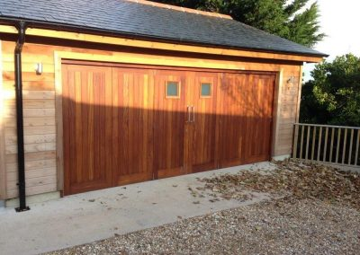 large-garage-doors-wood