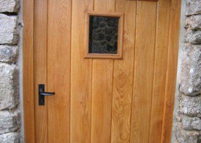 wood-panel-door-small-window