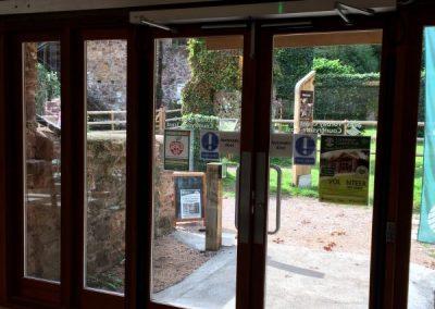 comercial-door-window-set