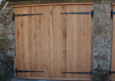 hinged-garage-doors