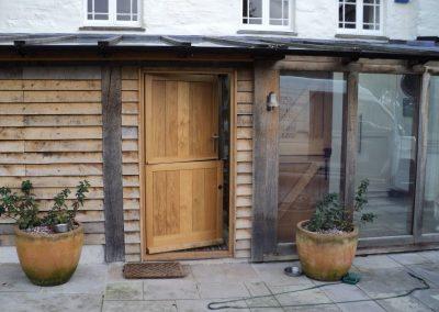 split-door