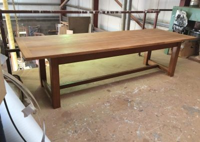 table in workshop